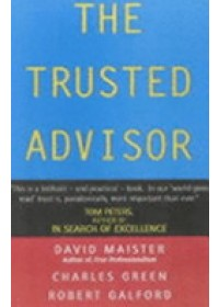 Trusted Advisor   Maister David H., ISBN:  9780743207768