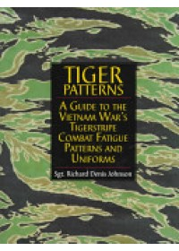 Tiger Patterns   Johnson Richard Dennis, ISBN:  9780764307560