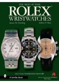 Rolex Wristwatches   Dowling J. M., ISBN:  9780764324376