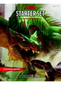 Dungeons & Dragons Starter Box (D&D Boxed Game)   Wizards of the Coast, ISBN:  9780786965595