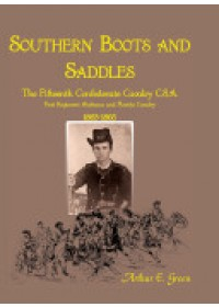 Southern Boots and Saddles   Green Arthur E, ISBN:  9780788438134