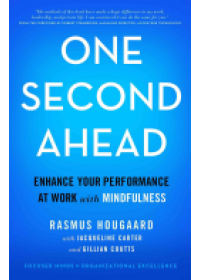 One Second Ahead   Hougaard Rasmus, ISBN:  9781137551900