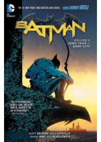 Batman   Snyder Scott, ISBN:  9781401253356