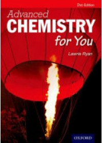 Advanced Chemistry for You   Ryan Lawrie, ISBN:  9781408527368