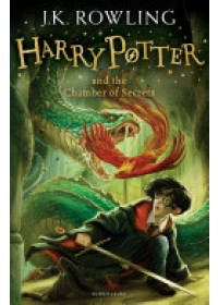 Harry Potter and the Chamber of Secrets   Rowling J. K., ISBN:  9781408855669