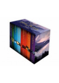 Harry Potter Box Set: the Complete Collection   Rowling J. K., ISBN:  9781408856772