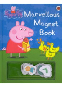 Peppa Pig: Marvellous Magnet Book   , ISBN:  9781409301769