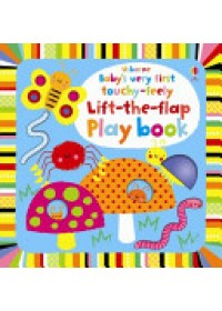 Baby's Very First Touchy-feely Lift-the-flap Playbook   Watt Fiona, ISBN:  9781409556626