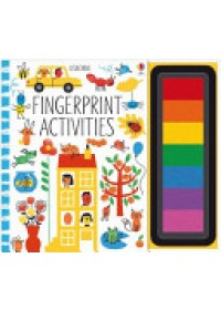 Fingerprint Activities   Watt Fiona, ISBN:  9781409581895