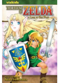 The Legend of Zelda, Vol. 9: A Link to the Past   , ISBN:  9781421523354