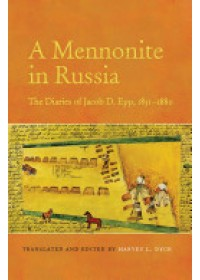 Mennonite in Russia   Epp Jacob, ISBN:  9781442615410