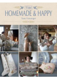 Tilda Homemade and Happy   Finnanger Tone, ISBN:  9781446305904