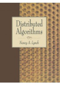 Distributed Algorithms   Lynch Nancy A., ISBN:  9781558603486