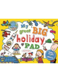 My Great Big Holiday Pad   Abbott Simon, ISBN:  9781783252657