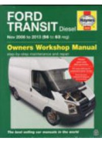 Ford Transit Diesel Service and Repair Manual   Haynes, ISBN:  9781785210228