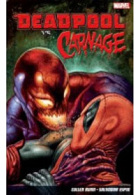 Deadpool vs. Carnage   Espin Salvador, ISBN:  9781846536137