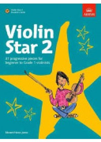 Violin Star 2, Student's Book, with CD   HuwsJones Edward, ISBN:  9781860969003