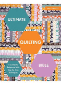 Ultimate Quilting Bible   Clayton Marie, ISBN:  9781910231777