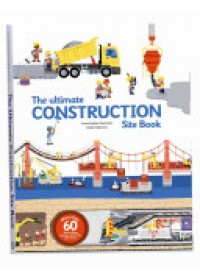 Ultimate Construction Site Book   Balicevic Didier, ISBN:  9782848019840