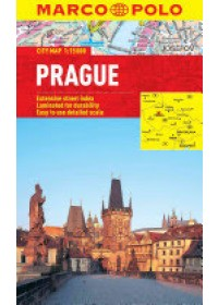 Prague Marco Polo  City Map   Marco Polo, ISBN:  9783829769587