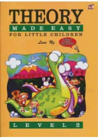 Theory Made Easy for Little Children   Ng Lina, ISBN:  9789679854459