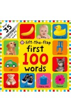 First 100 Words Lift-The-Flap: Over 35 Fun Flaps to Lift and Learn   Priddy Roger, ISBN:  9780312516895