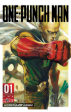 One-Punch Man, Volume 1   ONE, ISBN:  9781421585642