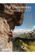 Dolomites   Rushforth James, ISBN:  9781873341971